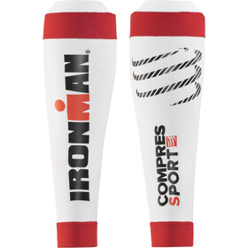 Compressport R2V2 Calf Sleeves Irnmn Edition, white